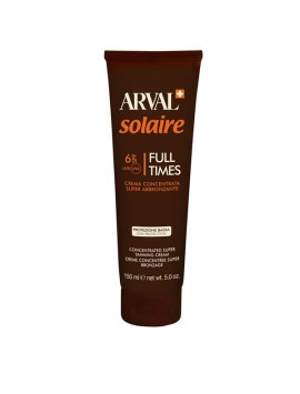 Arval Solaire Full Times SPF 6 150 ml