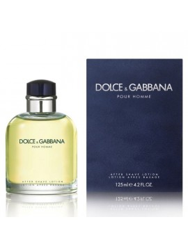 Dolce&Gabbana Pour Homme After Shave Lotion 125 ml