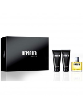 Cofanetto Reporter for Men edt 75 Ref. 4425