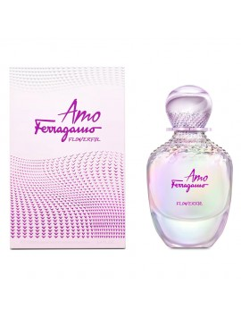 Salvatore Ferragamo Amo Ferragamo Flowerful eau de toilette 100 ml spray