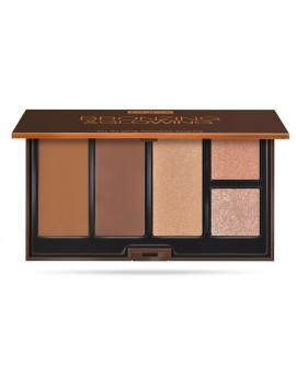 Pupa Bronzing & Glowing All in One Palette n. 003 dark skin
