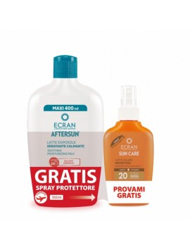 Ecran Sun After Sun Idratante 400ml Gift Set