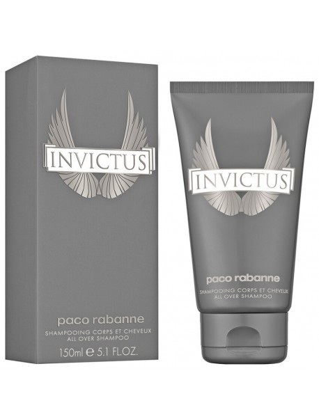 Paco Rabanne INVICTUS Shower Gel Hair and Body 150ml