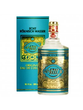 4711 ORIGINAL Eau De Cologne spray uomo 300ml