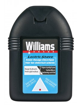 Williams ELECTRIC SHAVE Lozione Prerasatura Uomo 100ml