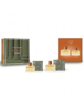 Laura Biagiotti Roma Uomo Edt 125 ml Set