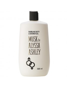 Alyssa Ashley MUSK BY ALISSA Shower Gel 500ml