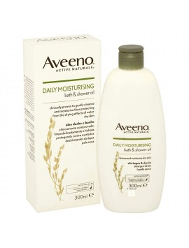 Aveeno BATH&SHOWER Oil 300ml