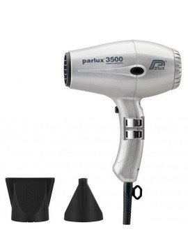 Parlux 3500 Phon Professionale CERAMIC IONIC Edition ARGENTO
