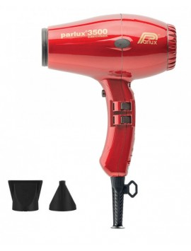 Parlux 3500 Phon Professionale CERAMIC IONIC Edition Red