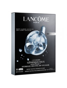 Lancome Advanced Genifique Yeux Light Pearl Hydrogel Melting 360° Eye Mask 4 pz.
